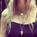 Necklace Layered And - Oksinya - 2