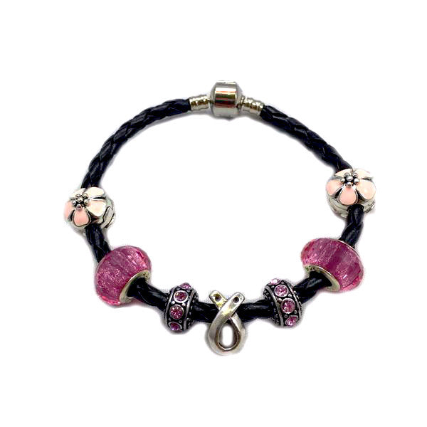 Bracelet Breast Cancer Awareness - Oksinya