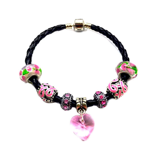 Bracelet Breast Cancer Awareness - Oksinya - 1