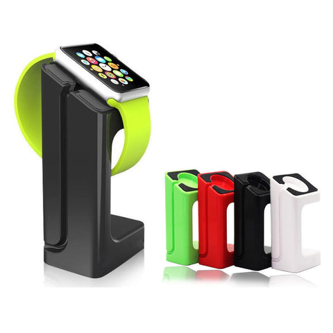 Apple iWatch Charging Stand - Assorted Colors - 25 Main Street  - 1