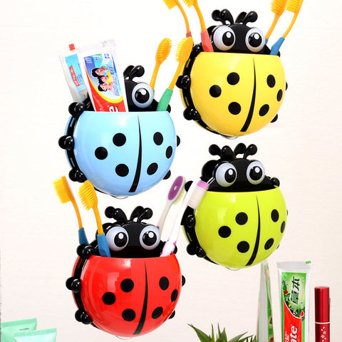 Lady Bug Tooth Brush Holder - 25 Main Street  - 1
