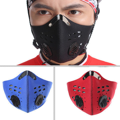 Fitness Training Face Mask - 25 Main Street  - 1