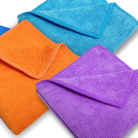 6 Pack: Microfiber Car-Drying Towels - 25 Main Street  - 1