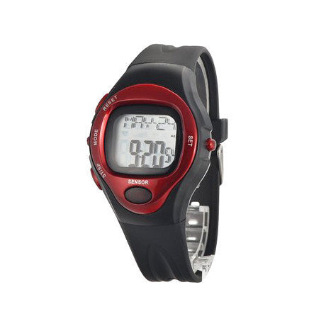 Heart Rate Monitor Watch - Assorted Colors - 25 Main Street  - 1
