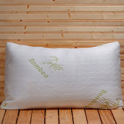 Luxury Home Ultimate Bamboo Memory Foam Pillows - Queen Size - 25 Main Street  - 1