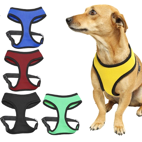 Comfort Control Dog Harnesses - Assorted Colors - 25 Main Street  - 1