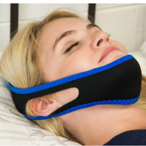Stop Snoring Jaw and Chin Strap - 25 Main Street  - 1