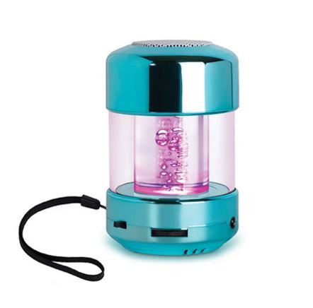 LED Bubble Speaker with Color-Morphing Light-Up Bubbles - Assorted Colors - 25 Main Street  - 1