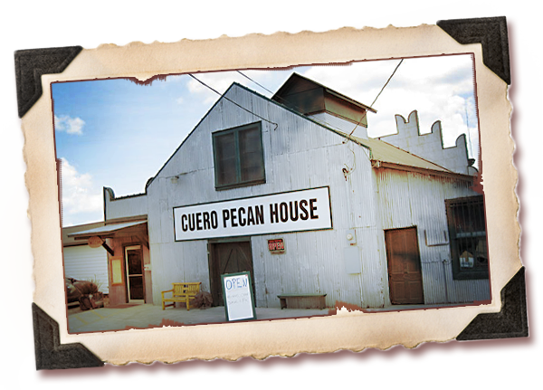 About us cuero pecan house for Pecan house