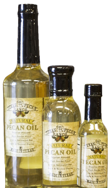 Texas Pecan Ranch Natural Pecan Oil