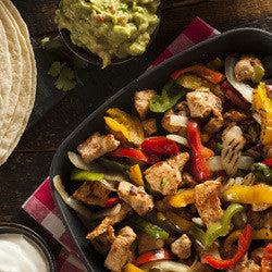 Turkey Fajitas - To Go