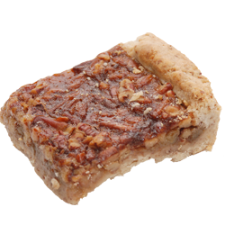 Sugar Free Pecan Pie Bars