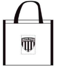 SSSC Clear Stadium Bag