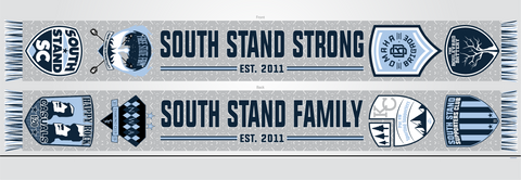 South Stand Family Scarf