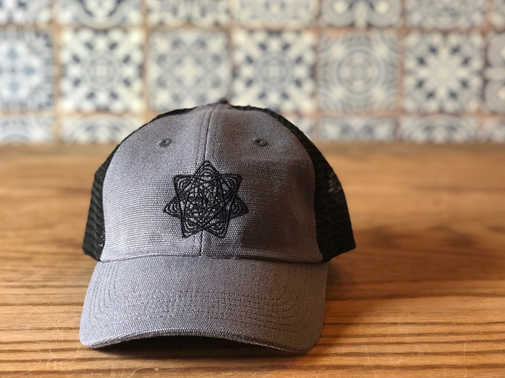 Terra Nova Grey Trucker Hat