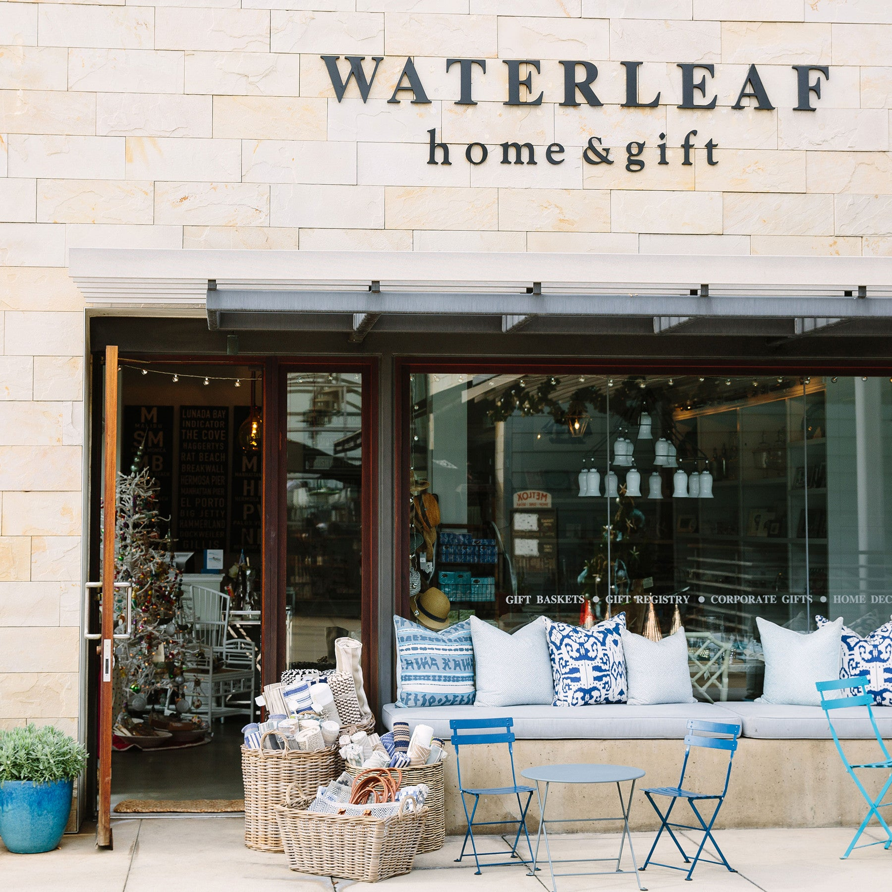 our store waterleaf interiors