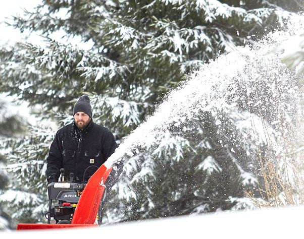Ariens Launches First Ever EZ-Launch EFI Snowblower