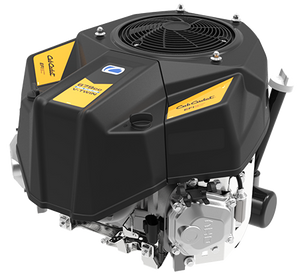 NEW ENGINES, SAME CUB CADET QUALITY