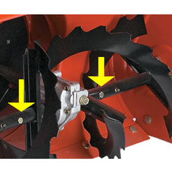 How to Change a Shear Bolt on an Ariens 2 Stage Snow Thrower