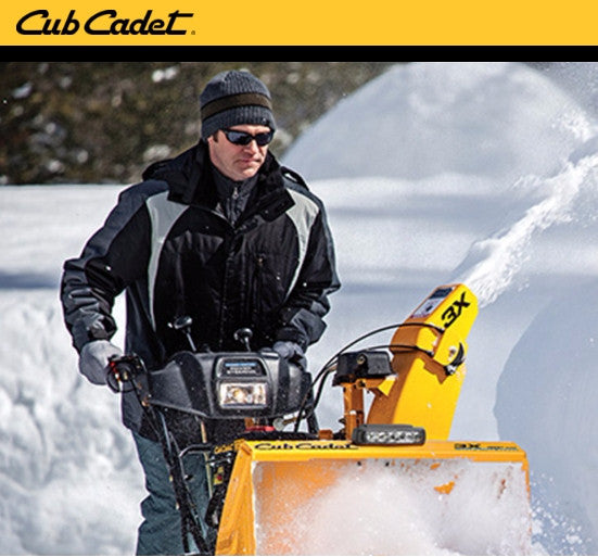 Consumer Reports on Cub Cadet 3X 30HD and 3X 30HD PRO