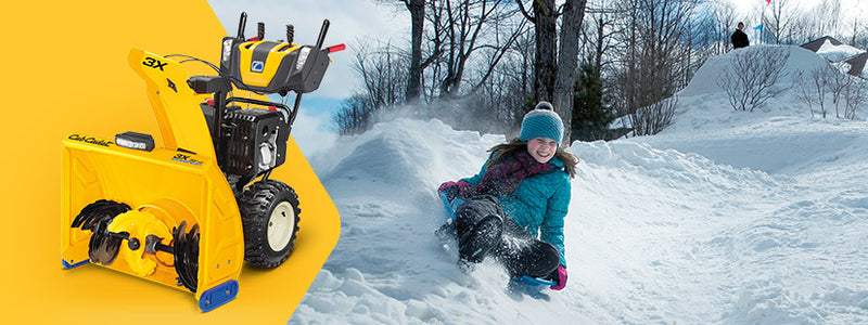 SNOW THROWER MAINTENANCE SCHEDULE AND TIPS