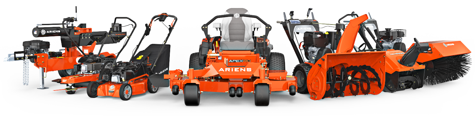 Ariens zero turn lawn mowers