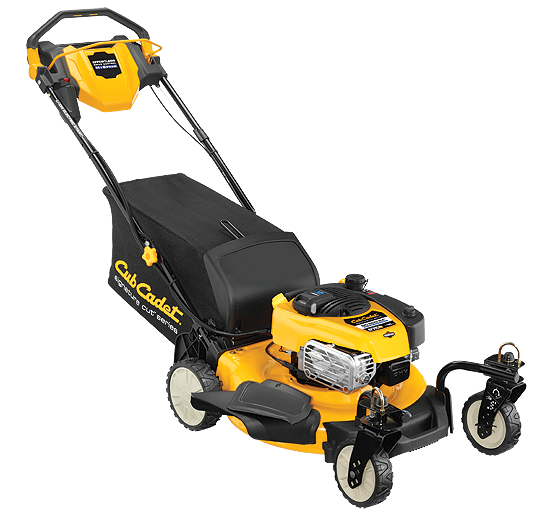 Cub Cadet SC 500 EZ+ Signature Cut Self-Propelled Lawn Mower Model# 12ATC6A8710