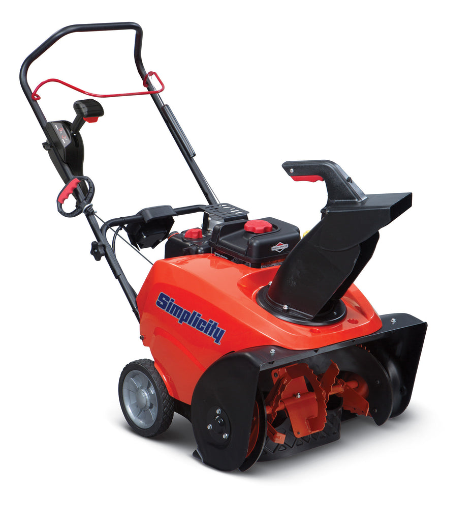 Simplicity 922EXD Single Stage Snow Blower Model# 1696516