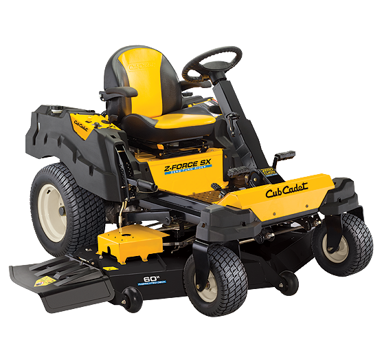 Cub Cadet Z-Force SX 60 Zero-Turn