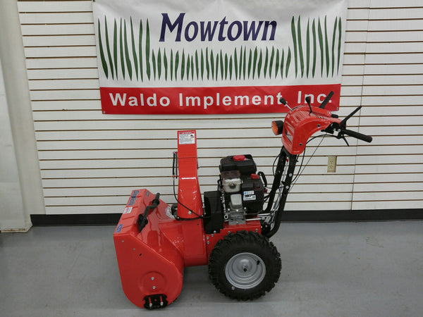 Snow Blower Reviews >> Simplicity M1227E Medium Duty Two Stage Snow Blower Model# 1696235   Mowtown Waldo Implement Inc