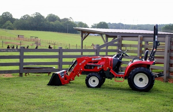 Branson 2510h Compact Tractor