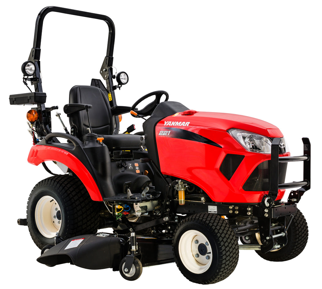 Yanmar 221 21 HP* DIESEL TRACTOR (image shown may contain optional equipment)