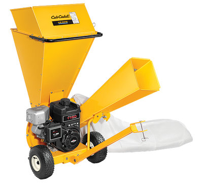 Cub Cadet CC3310 Chipper Shredder