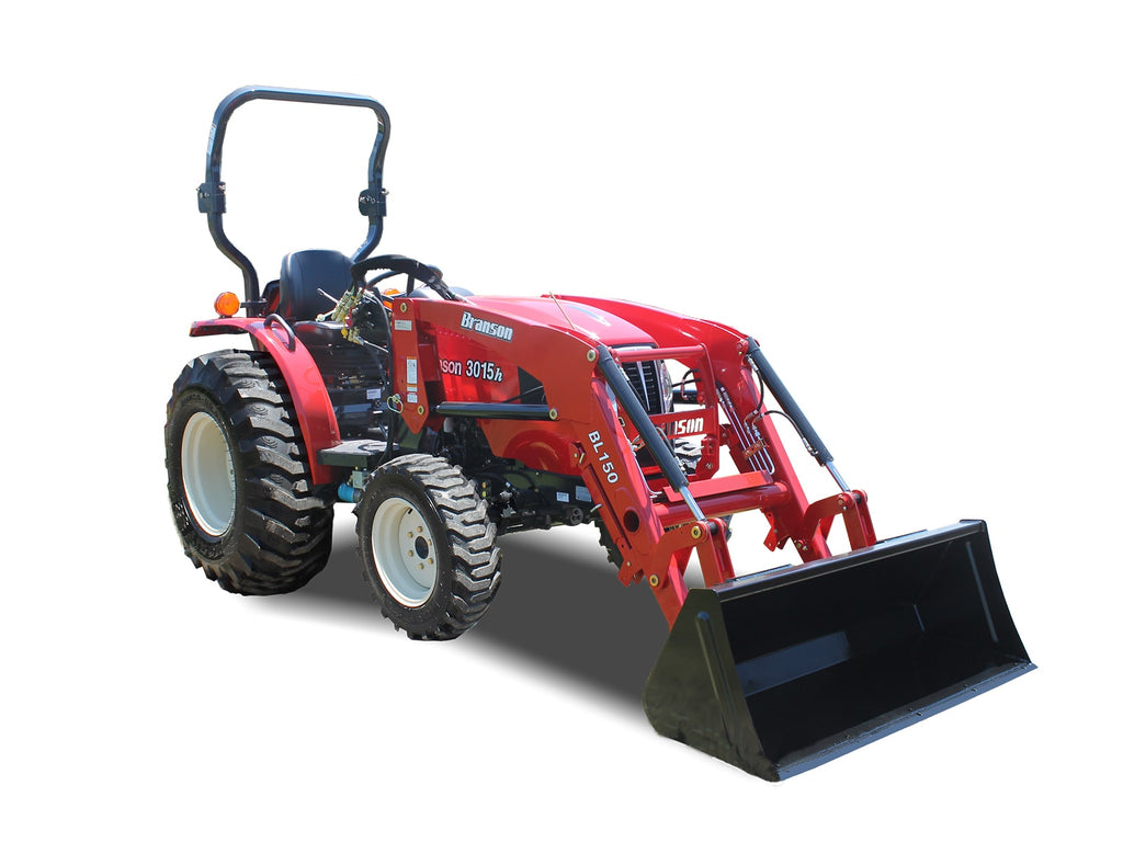 Branson 3520R Compact Tractor & Front Loader