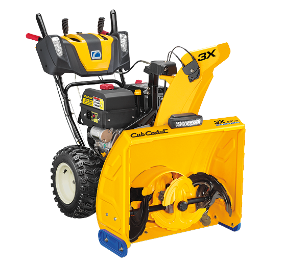 Cub Cadet 3X 28HD Three-Stage Snow Thrower