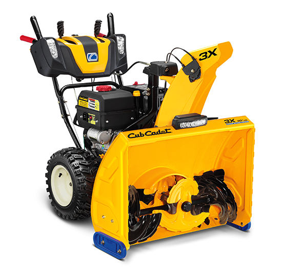 Cub Cadet 3X 30HD Three-Stage Snow Thrower