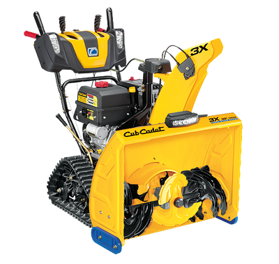 Cub Cadet 3X 30 TRAC Three-Stage Snow Thrower