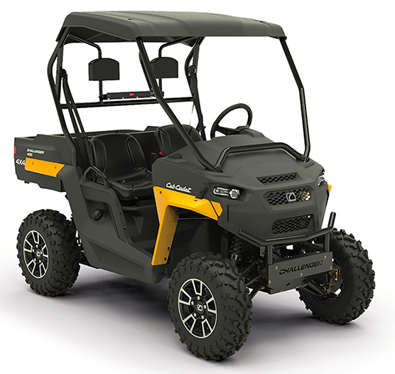 Cub Cadet Challenger 400 4X4 Utility Vehicle