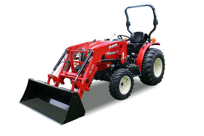 Branson 4815H Compact Tractor & Front Loader
