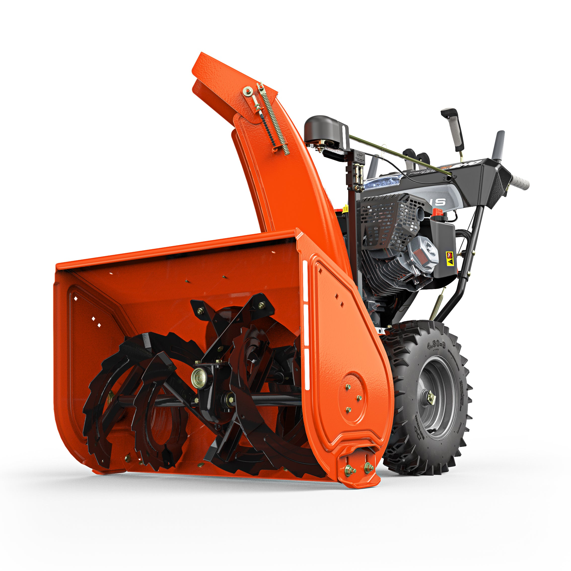 """Supercharger Blower Oil Change: Ariens Platinum 30 SHO (30"""") 414cc Two-Stage Snow Blower"""