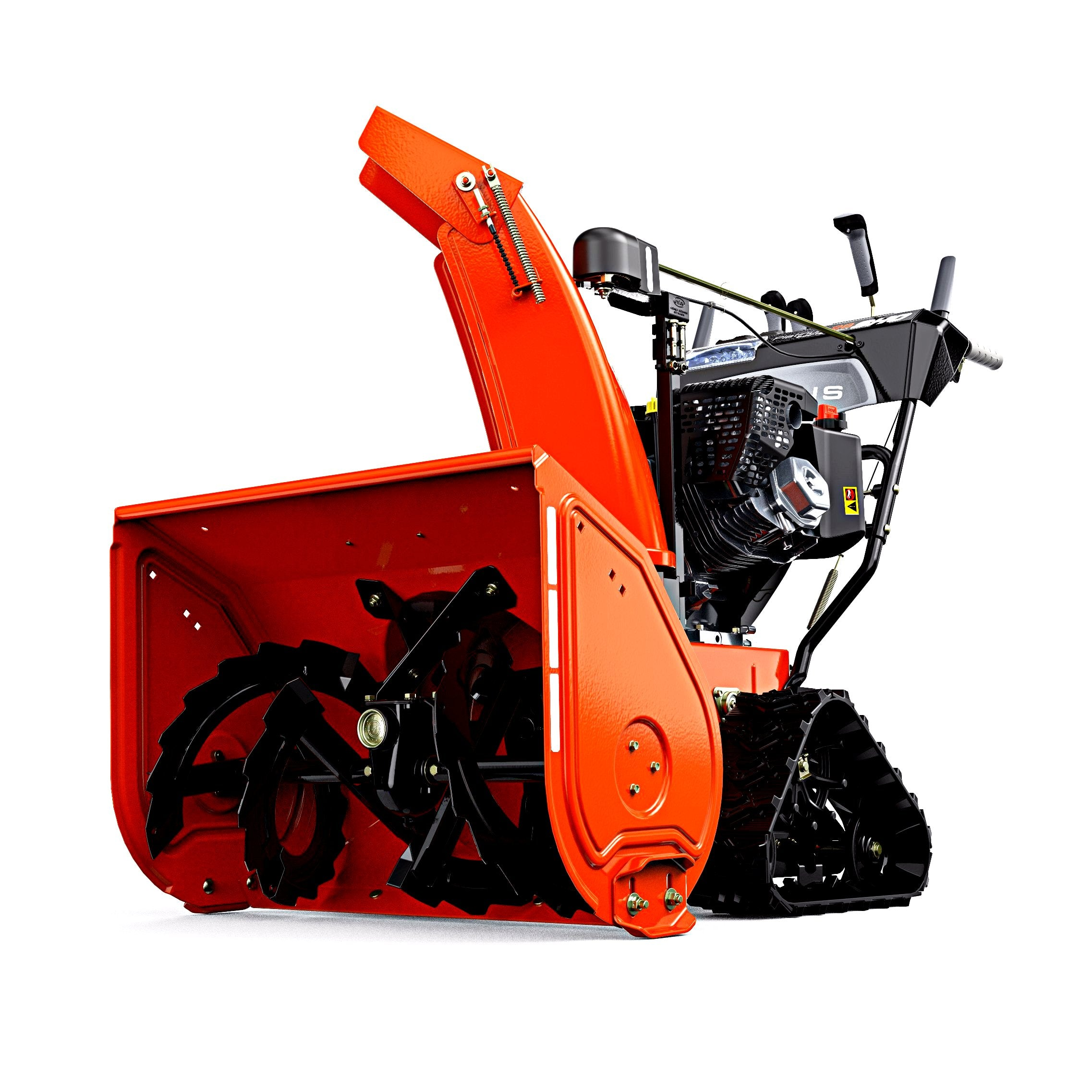 Two Stage Blower : Ariens platinum track sho quot cc two stage snow