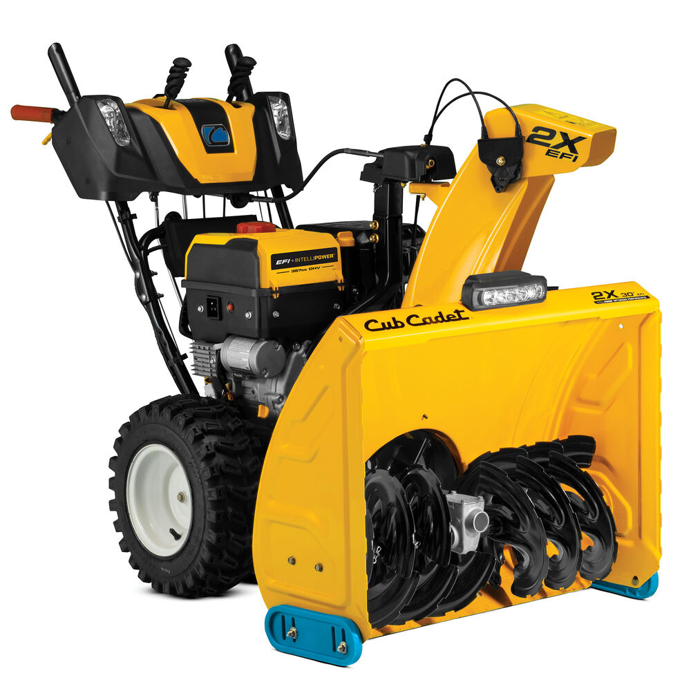 Cub Cadet 2X 30 EFI w/ IntelliPower Two Stage Snow Thrower