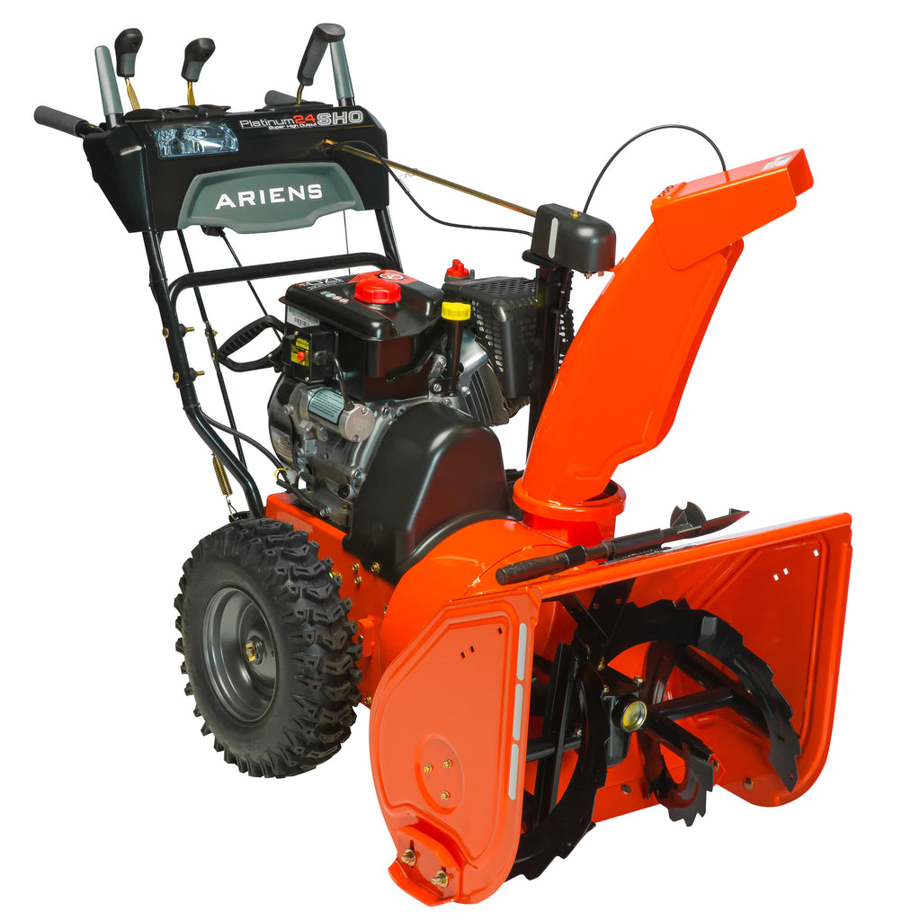 "Ariens Platinum 24 SHO (24"") 369 cc Two-Stage Snow Blower"