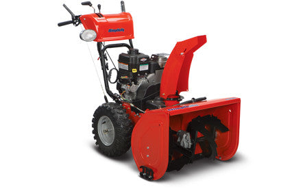 Simplicity Heavy Duty Two Stage Snow Blower Model# H1730E