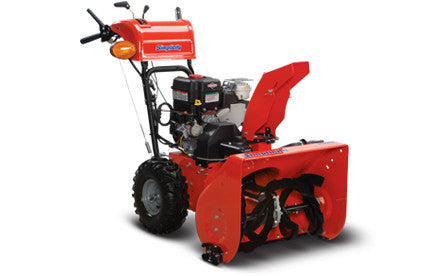 Simplicity M1227E Medium Duty Two Stage Snow Blower Model ...