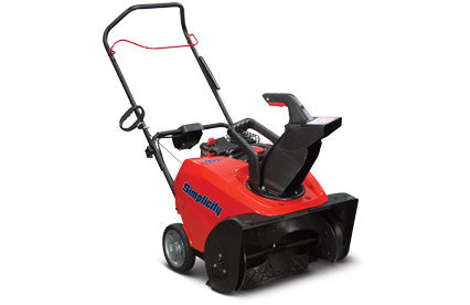 Simplicity Single Stage Snow Blower Model# 7522E