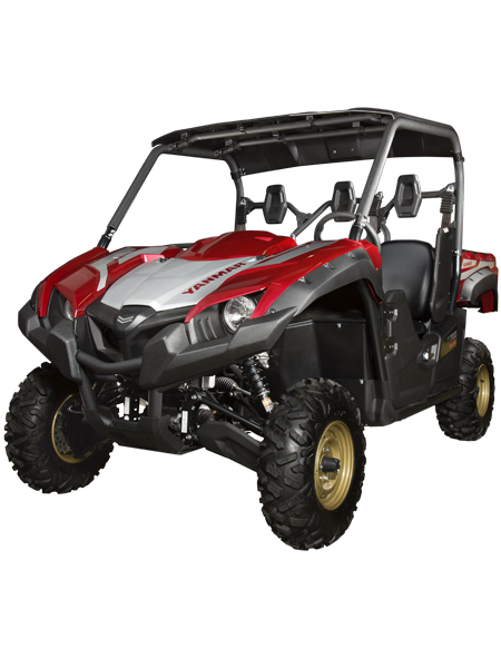 Yanmar Bull YU700G Utility Vehicle