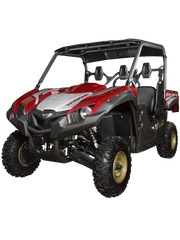 Yanmar Bull Series YU700G Utility Vehicle