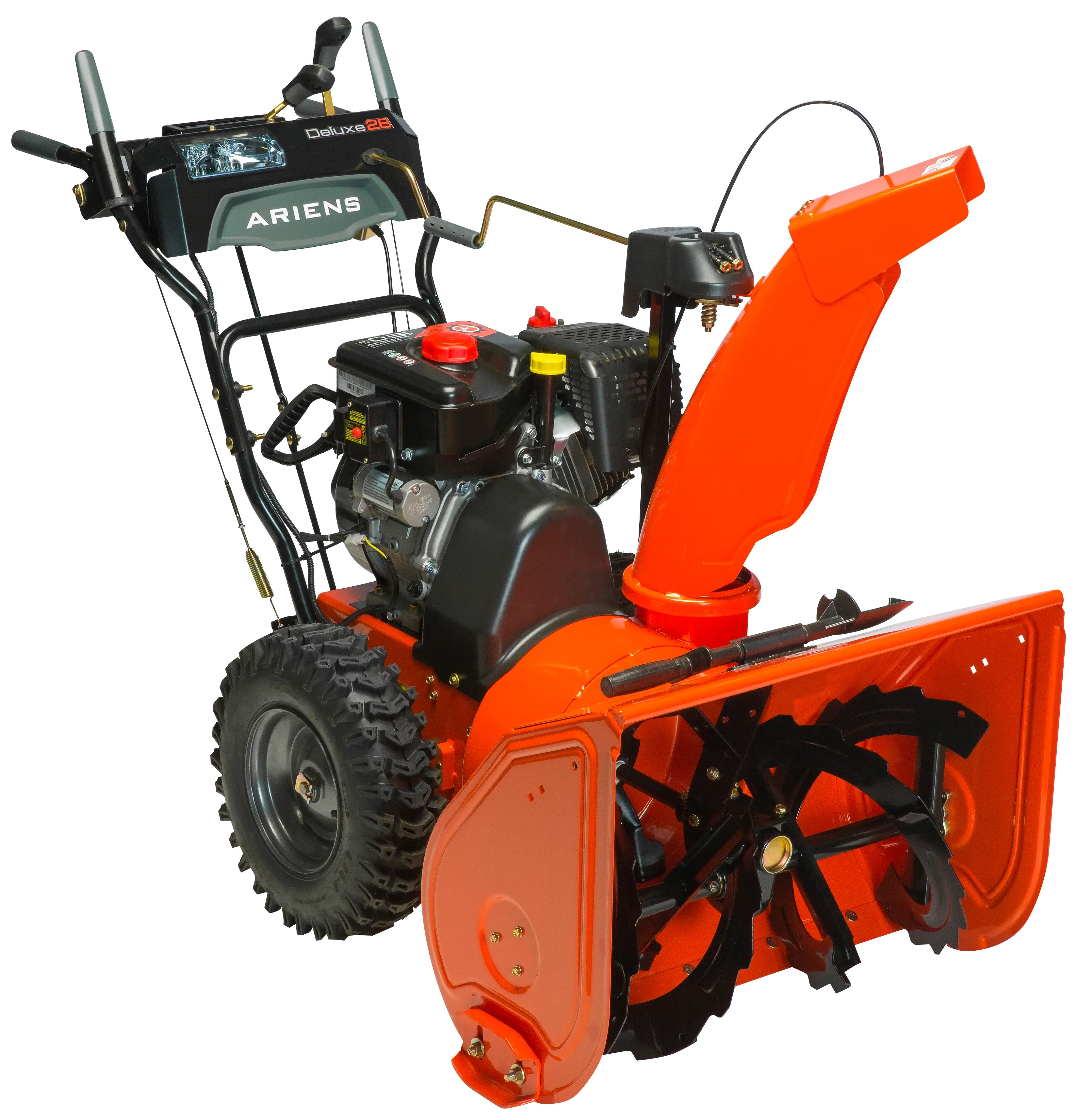 "Ariens Deluxe 28(28"") 254cc Two-Stage Snow Blower"
