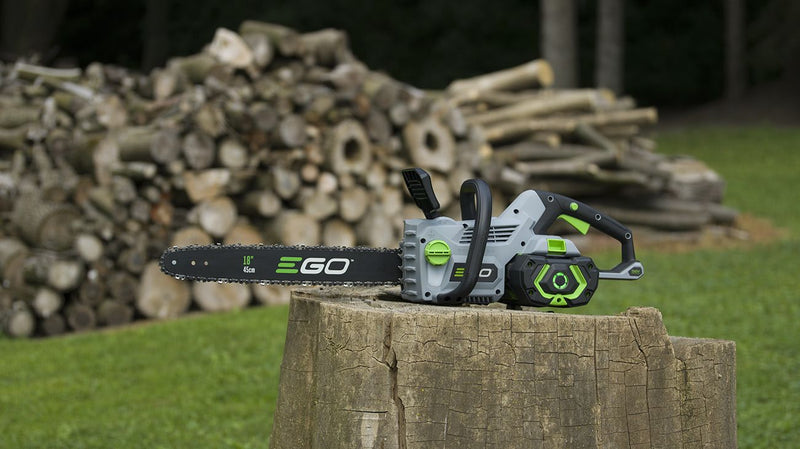 "EGO POWER+ 18"" CHAINSAW KIT"
